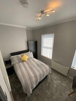Student Living Bedroom
