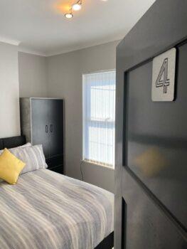 Kensington Student Bedroom