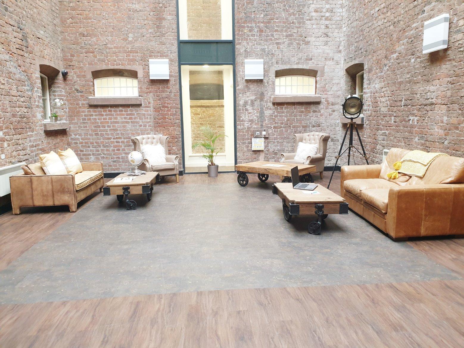 Bridewell Communal Sitting Area