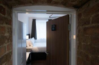 Bridewell Doorway