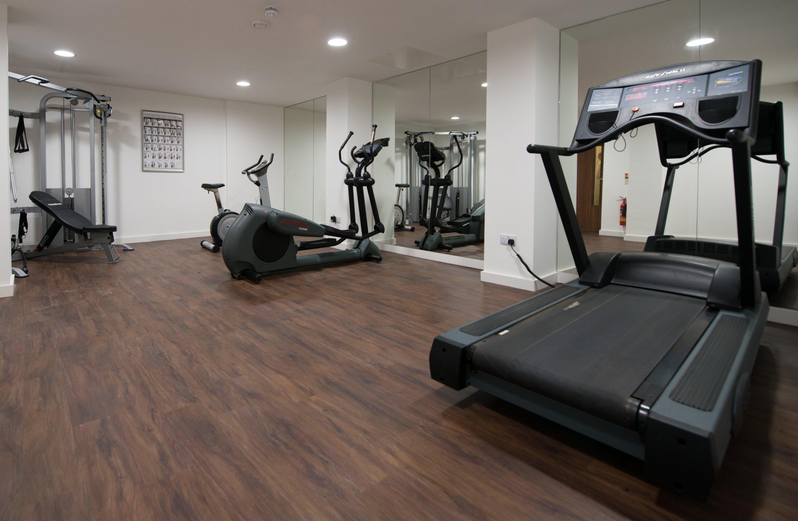 Student Accommodation Gym