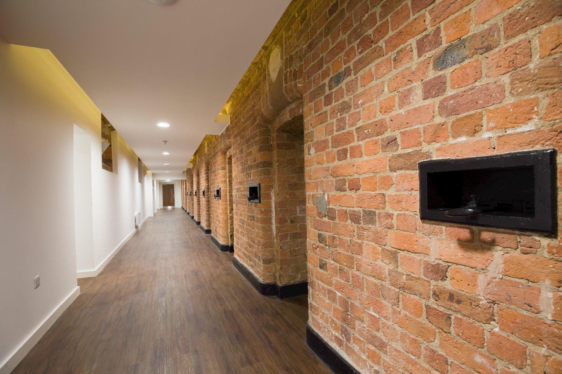 Bridewell Hallway