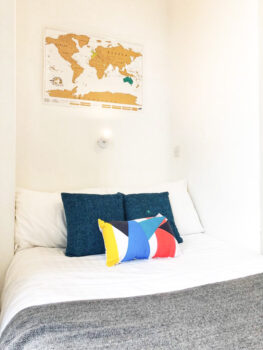 City Point Bed Area