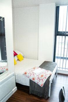 City Point Bedroom