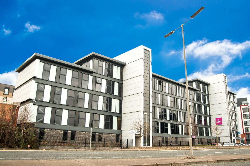 City Point Accommodation in Liverpool - Caro Lettings