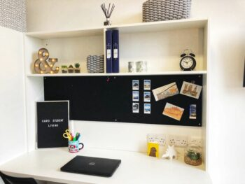 Student Living Workstation