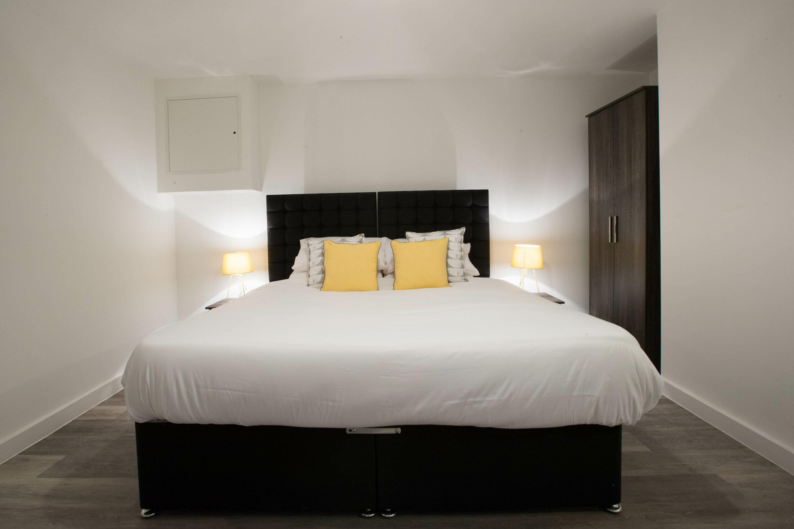 Parker Street Accommodation Bedroom