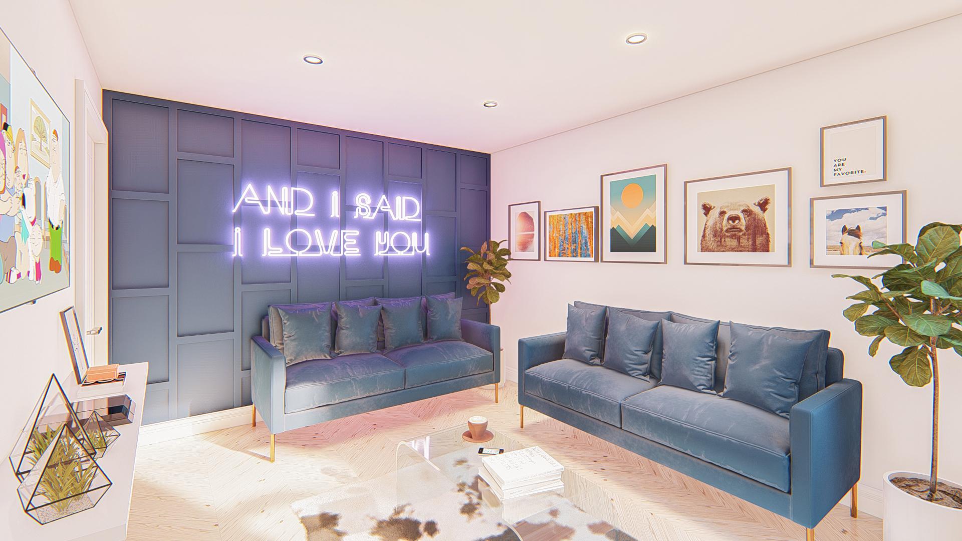 Kensington 6 Bed Accommodation - Caro Lettings