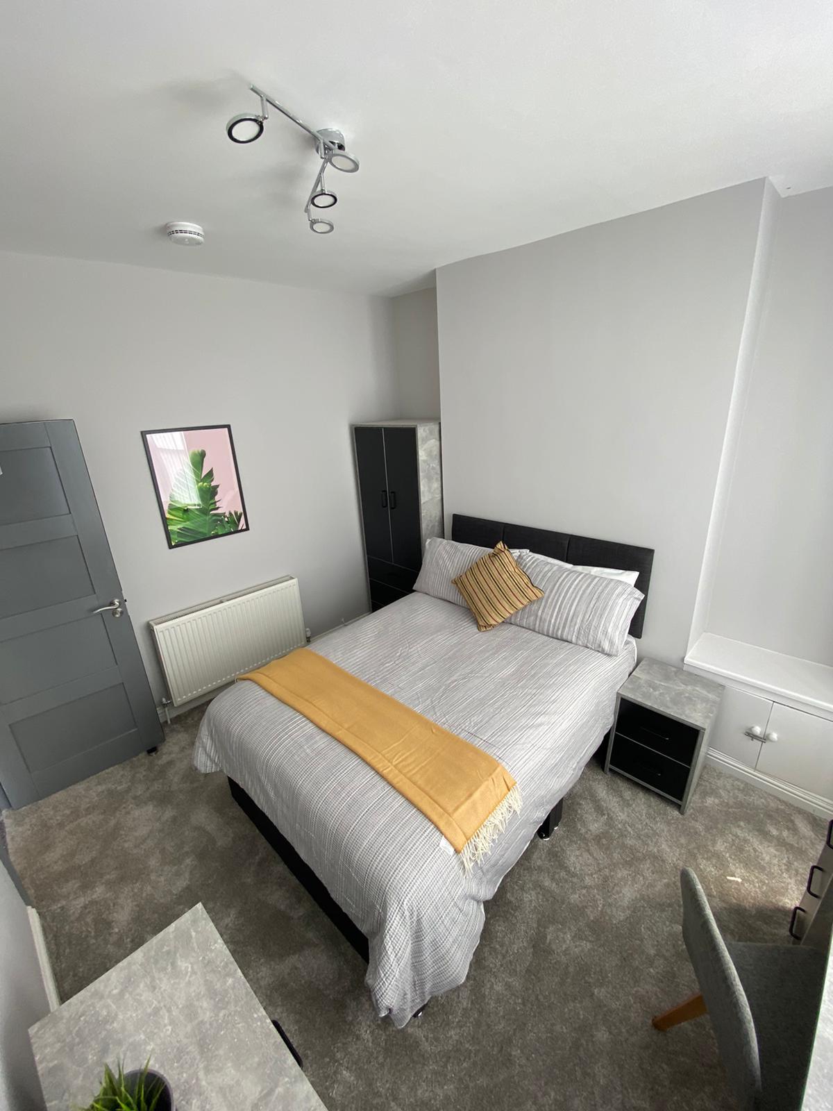 Student Accommodation Bedroom