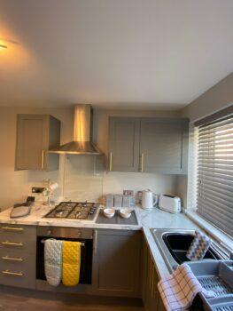 Student Living Kitchen