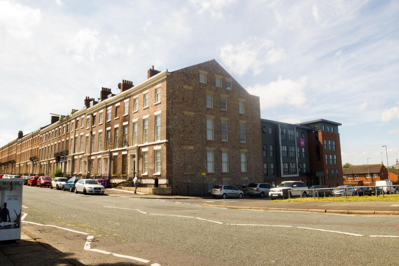 Shaw Street Student Accommodation